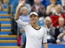 Wimbledon: Kerber und Haas gegen Qualifikanten