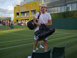 Brown jetzt gegen Murray - Haas' letztes Wimbledon-Match