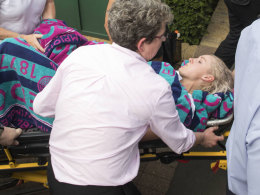 Diagnose unter Tränen: Mattek-Sands fällt lange aus