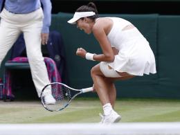 Williams bricht völlig ein - Muguruza gewinnt Wimbledon!