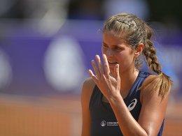 Görges im Halbfinale von Bukarest