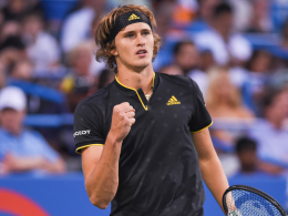 Zverev und Görges im Finale in Washington