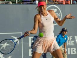 US Open: Wildcard für Sharapova