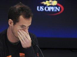 Auch Murray bei den US Open nicht dabei