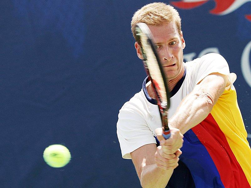 Bayreuther erreicht zweite Runde bei den US Open