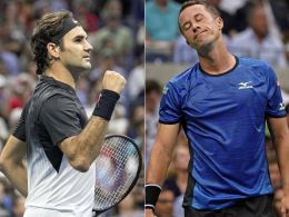 Kohlschreiber verliert glatt gegen souveränen Federer