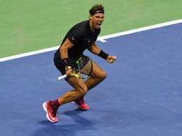 Finale! Nadal weist del Potro in die Schranken