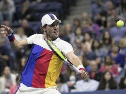 Zverev gibt auf - Gojowczyk im Finale von Metz