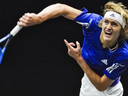 Alexander Zverev folgt Nadal in Peking ins Achtelfinale