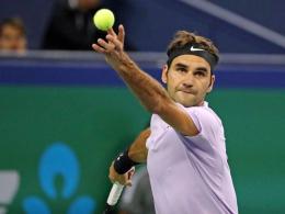 Federer im Halbfinale - Aus für Maria
