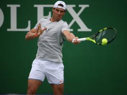 Nadal schlägt Cilic - Traumfinale gegen Federer!