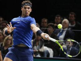 Nadal beendet die Saison als Weltranglisten-1.