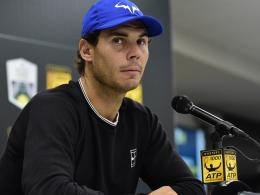Knieprobleme: Nadal steigt in Paris aus
