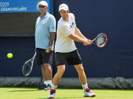 Murray trennt sich von Coach Lendl