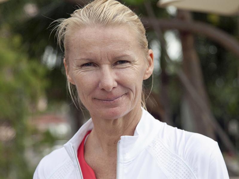 Nach langem Krebsleiden | Ex-Tennisstar Novotna stirbt mit 49 Jahren