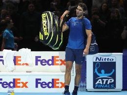 Nadal sagt Start in Brisbane ab
