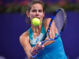 Drei Sätze: Görges besiegt Olympiasiegerin Puig