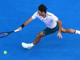 Federer siegt, Murray erwägt OP, Kerber fehlt