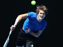 Australian Open: Deutsches Duell für Kerber - Zverev gegen Nr. 73