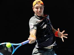 LIVE! Struff vs. Federer ohne Chance - Marterers Coup