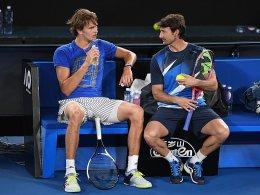 Zverev beendet Zusammenarbeit mit Coach Ferrero