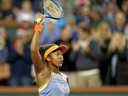 Klare Sache: Osaka triumphiert in Indian Wells