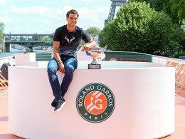39,197 Millionen Euro Preisgeld bei French Open