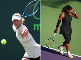 Drei Deutsche weiter - Serena scheitert an Osaka!
