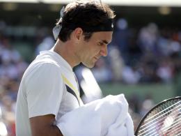 Federer verliert gegen Nummer 175 - und Platz eins!