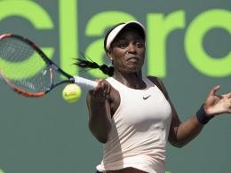 Zweisatzsieg! Stephens triumphiert in Miami