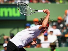 Zverev verliert in Miami das Finale gegen Isner
