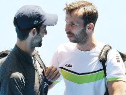 Djokovic trennt sich auch von Stepanek