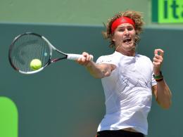 LIVE!-Ticker: Zverev legt vor - Nadal gleicht aus!