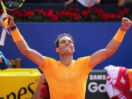 Nadal sichert sich elften Titel in Barcelona