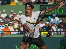 Federer in Stuttgart dabei