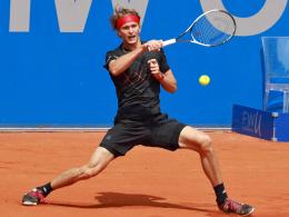 Triumph in München: Zverev besiegt Kohlschreiber