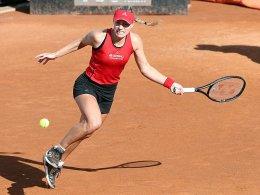 Nach gutem Start: Kerber scheitert an Svitolina