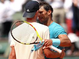 Marterer scheitert bei French Open an Nadal