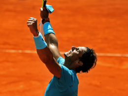 Nach erstem Satzverlust seit 2015: Nadal dreht das Spiel
