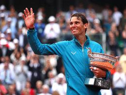 Elfter Triumph in Paris: Nadal lässt Thiem keine Chance