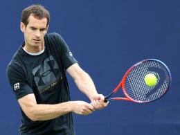 Zurück auf der Bildfläche: Murray nimmt Fahrt auf