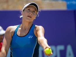 Maria gewinnt ihr erstes WTA-Finale