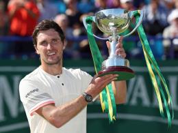 Sieg in Eastbourne! Erster ATP-Titel für Mischa Zverev