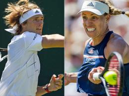 Wimbledon: Bilanz der Deutschen