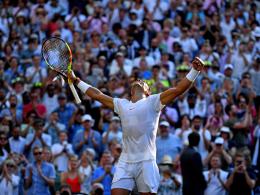 Im Eiltempo: Federer, Nadal und Djokovic ohne Mühe
