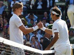 Aus der Traum: Federer scheitert an Anderson