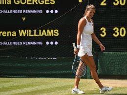 Kein deutsches Finale: Williams beendet Görges' Traum