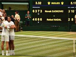 Fünf-Satz-Krimi: Djokovic folgt Anderson ins Finale!