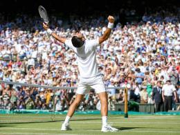 Djokovic wieder in den Top Ten, Zverev bleibt Dritter