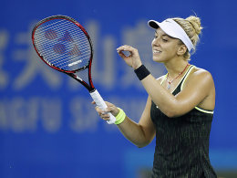 Lisicki jubelt in Peking